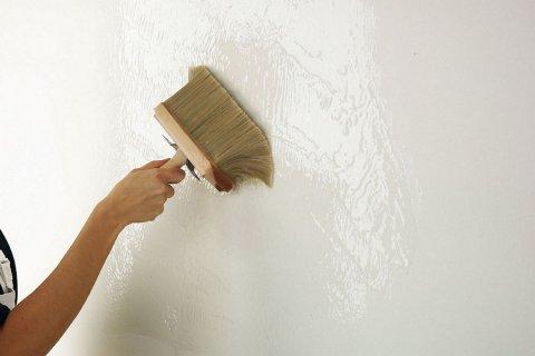 Грунтовка для шпаклевки стен