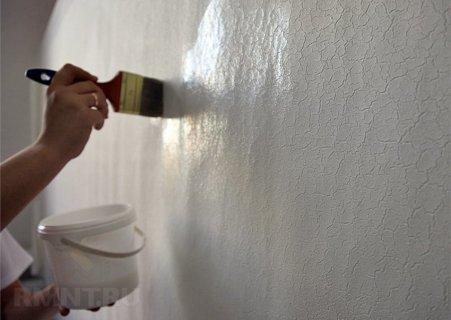Грунтовка для стен