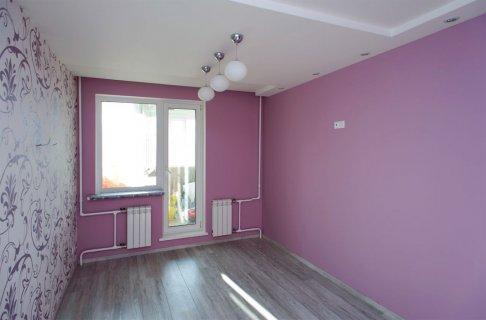Как покрасить стены в комнате