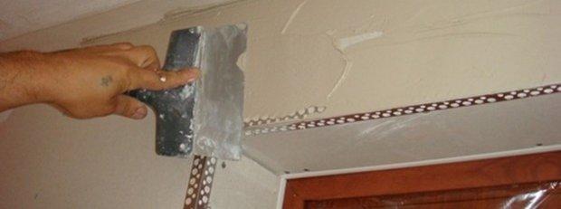 Как шпаклевать стену своими