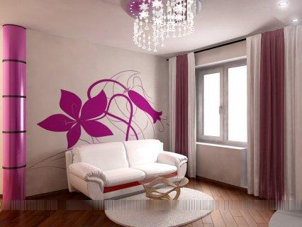Дизайн покраска комнаты